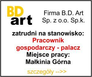 BD Art - pracownik gospodarczy - palacz