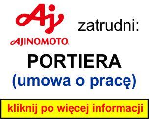Ajinomoto - PORTIER