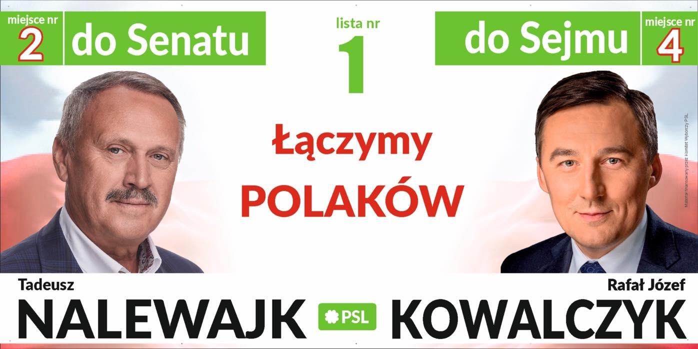 Kandydat na Posła RP - Rafał Kowalczyk